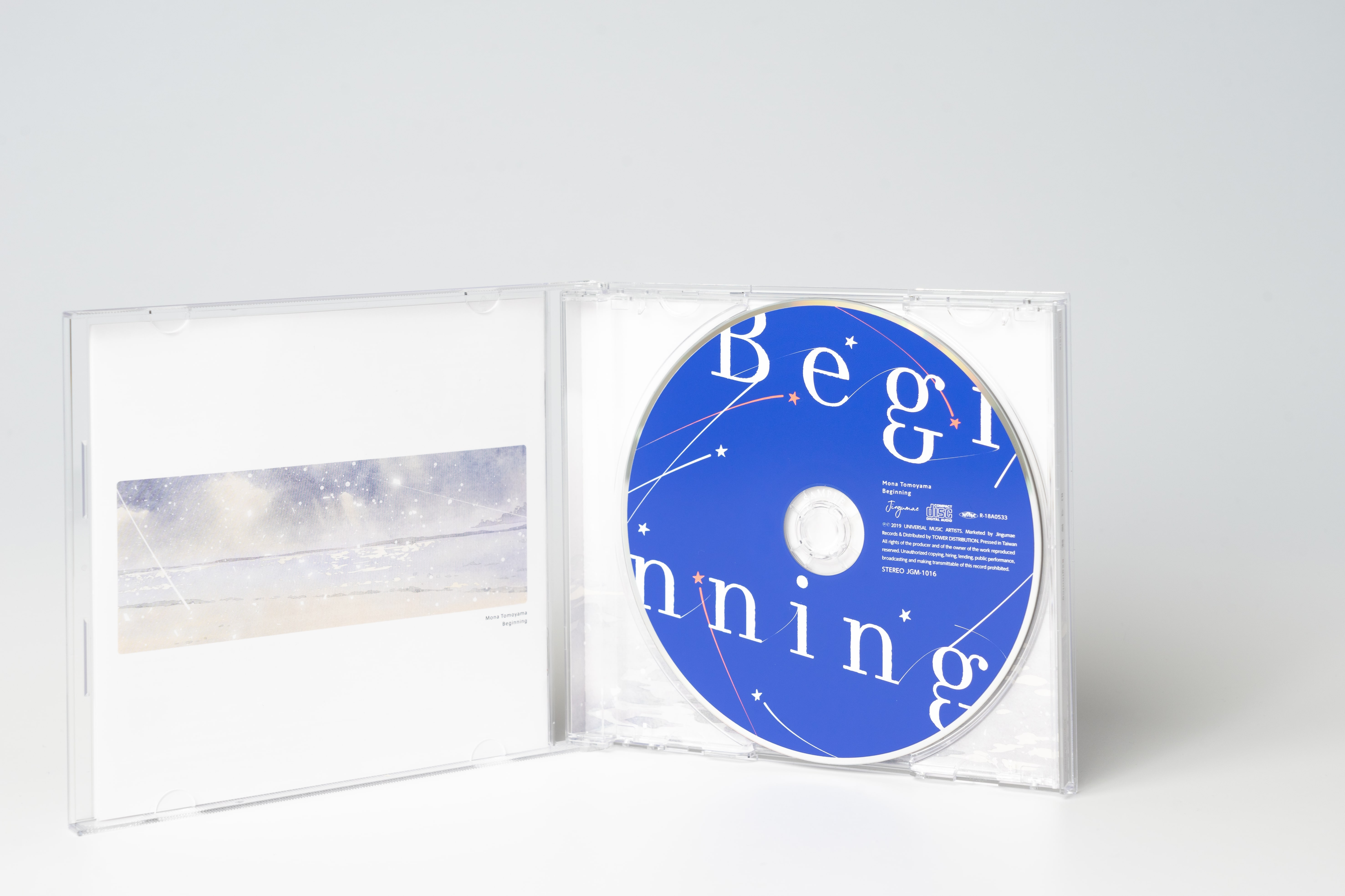 巴山萌菜/Beginning