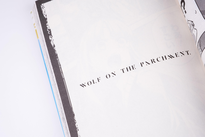 新説 狼と香辛料 狼と羊皮紙 第1巻
