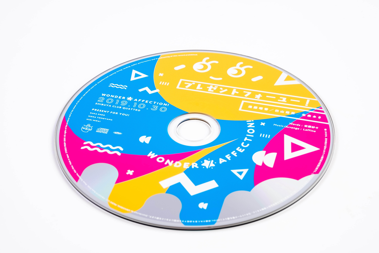 WONDER☆AFFECTION!! CD