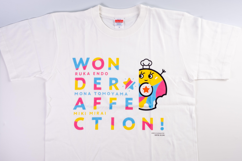 WONDER☆AFFECTION!! Tシャツ