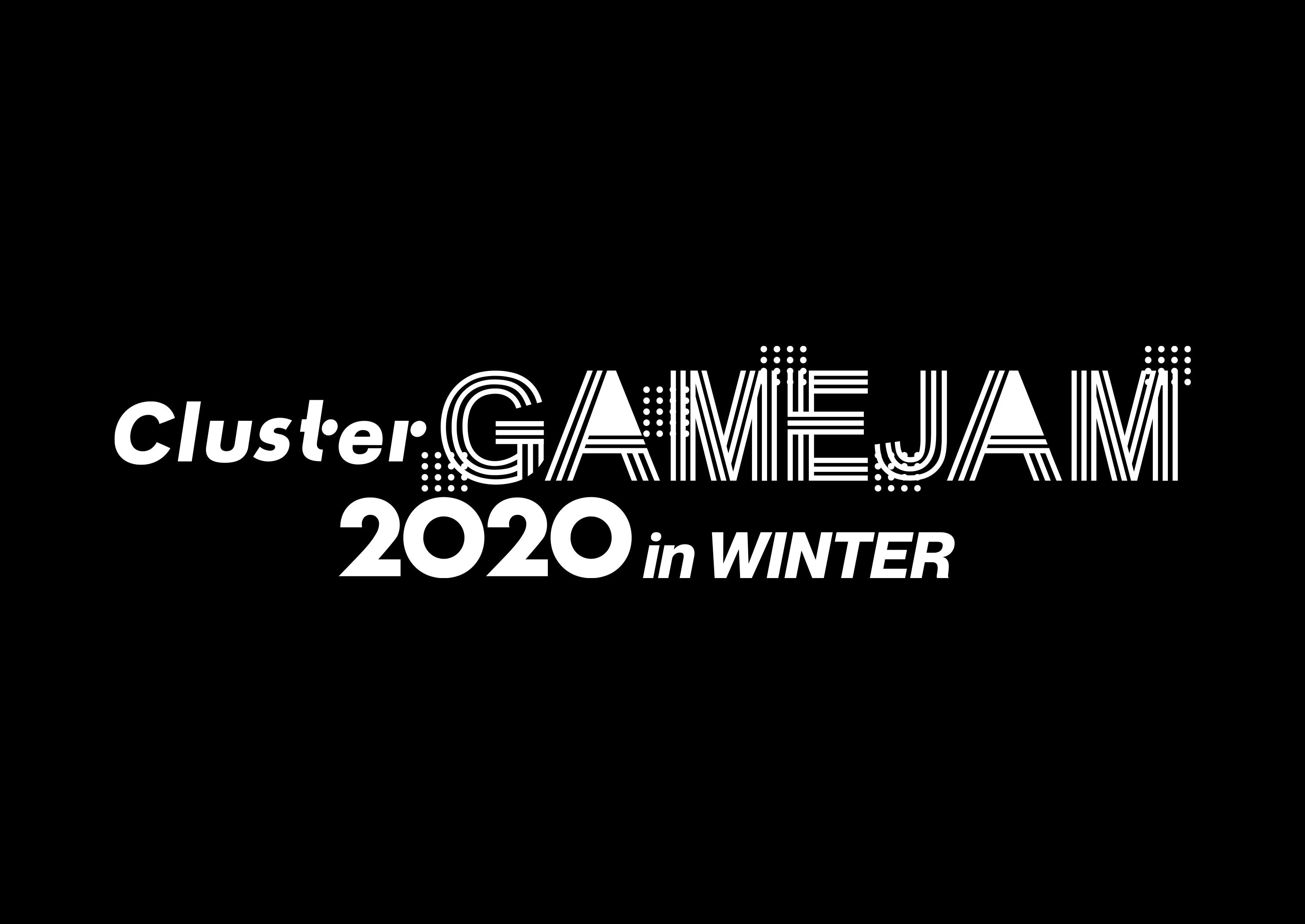 ClusterGAMEJAM 2020 in WINTER